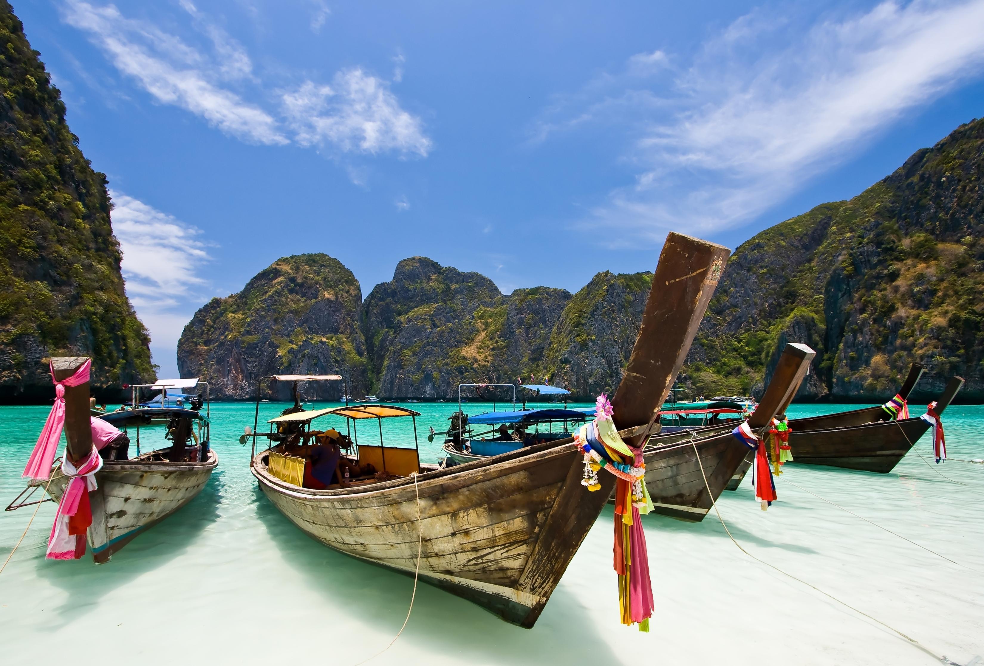 thailand feriesteder