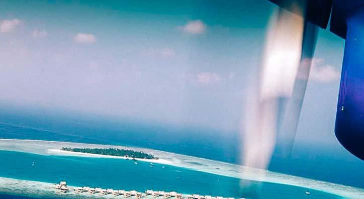 снимка от самолет
