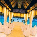 открытий ресторан в отеле Angsana Velavaru