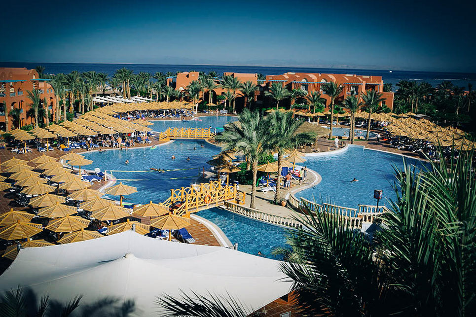 Hotel Club Magic vida Sharm el Sheikh