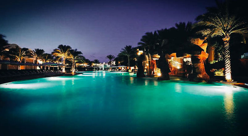 Отель Baron Palms Resort Sharm El Sheikh