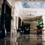 холл отеля Хайат