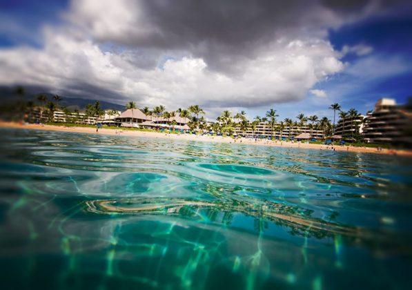 Beach on Maui