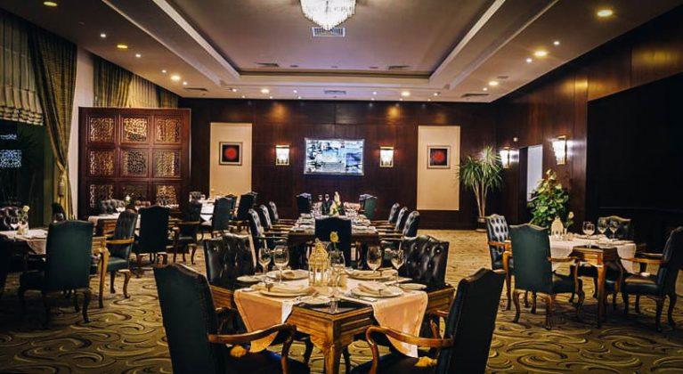 Restauracja w Rixos Hotel