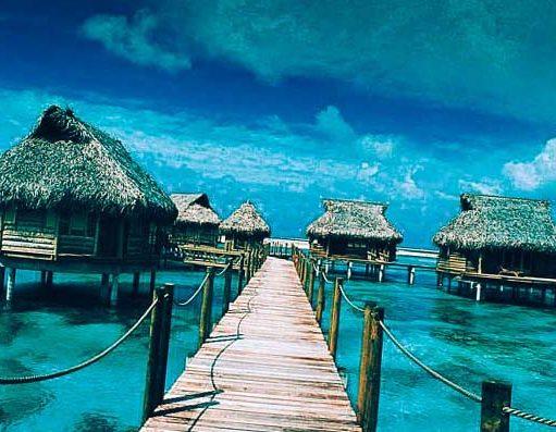 Надводные отели