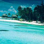 лазурное море у отеля