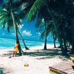 прекрасная территория отеля Tikehau Pearl Beach Resort