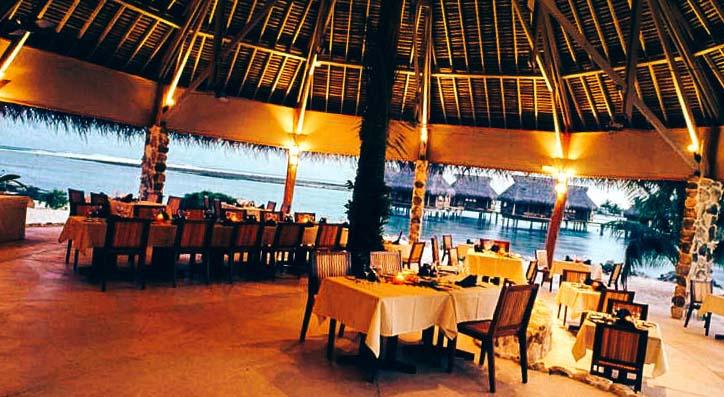 ресторант на верандата