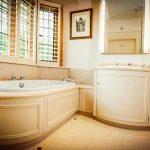 классическая английская ванная комната