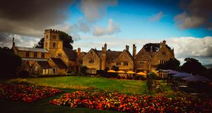 Buckland Manor luxury country house