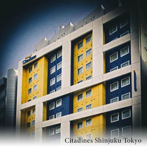 Citadines Shinjuku Tokyo