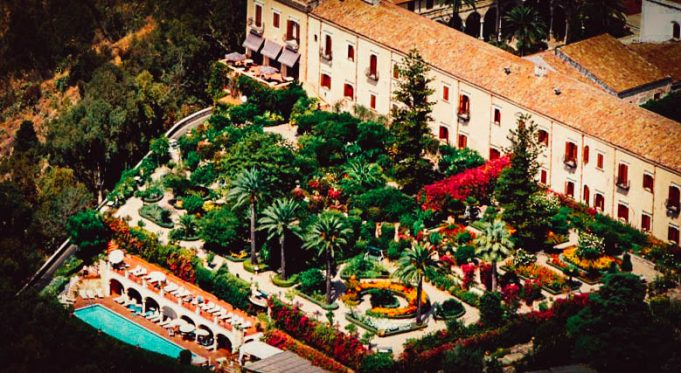 отель San Domenico Palace Hotel