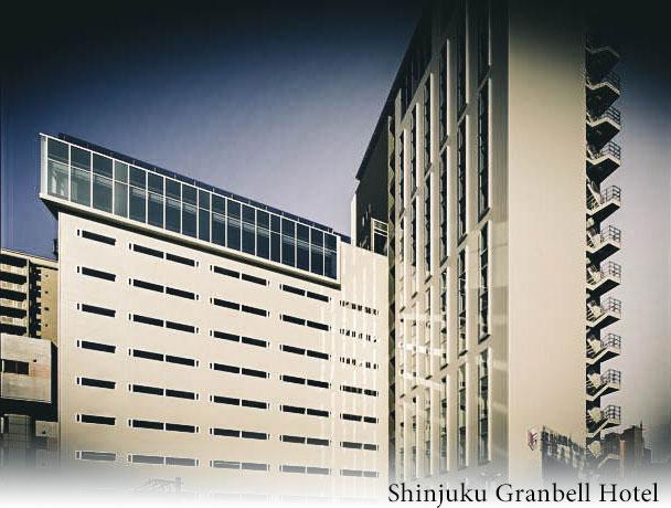 Shinjuku Granbell готель