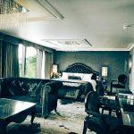 просторный номер отеля Hilton London Syon Park
