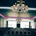 sala riunioni presso l'Hotel Hilton a London Syon Park