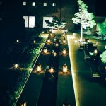 территория отеля Hilton London Syon Park