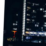 Hotel Rafayel Hotel & Spa Londen bij nacht