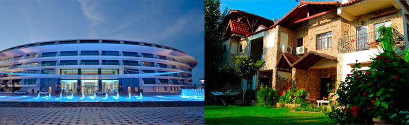 hoteller i Antalya