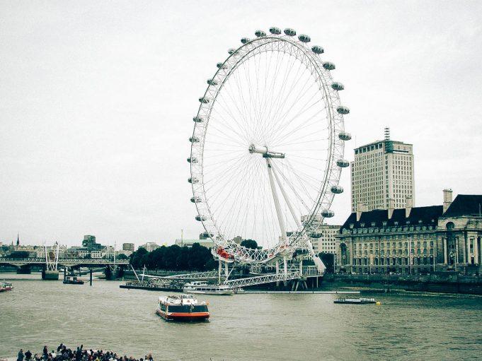 колесо обозрения – London Eye