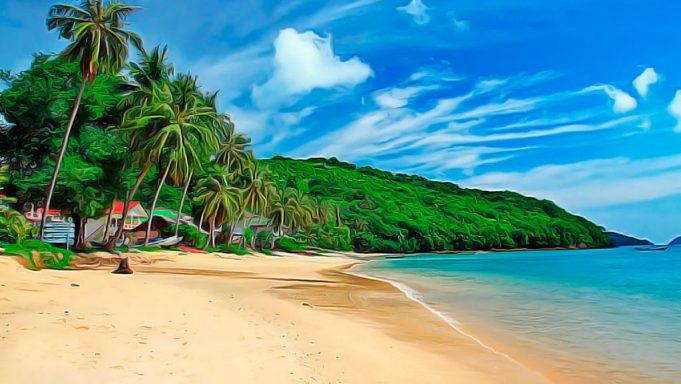 Ао Йон пляж, Пхукет