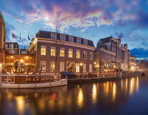 Hotel Sofitel Legend Amsterdam
