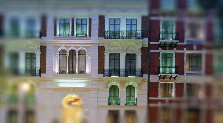 Готель Hospes Palau de La Mar в місті Валенсія