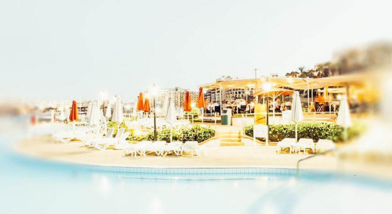 Hilton Otel plaj