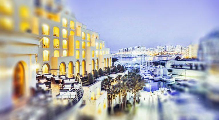 Hilton Malta viesnīcā