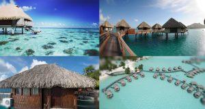5 лучших отеля острова Бора-Бора