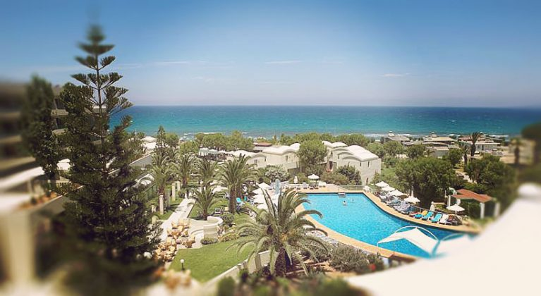 Agapi Beach Hotel is