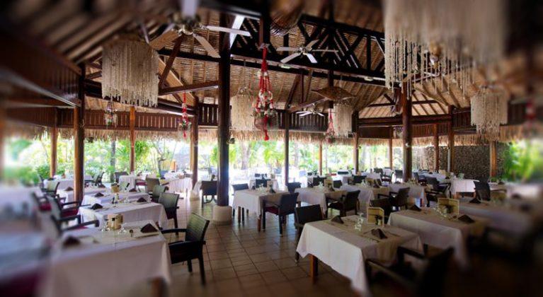 nhà hàng khách sạn Hotel Le Maitai Polynesia