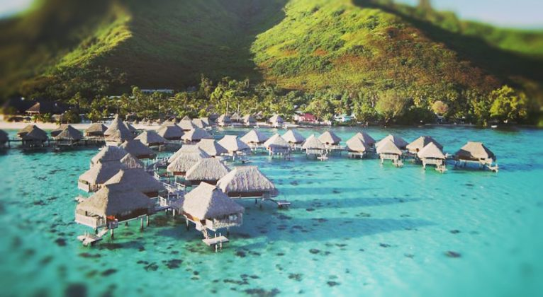 Отель Intercontinental Moorea Lagoon Resort & Spa