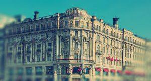 отель Националь в Москве