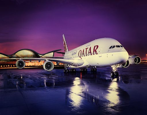 Авиакомпания Qatar Airways