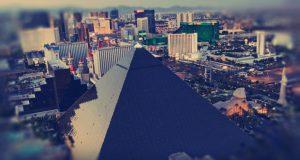 отель Luxor Las Vegas