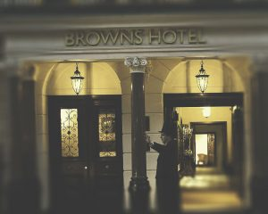 Rocco Forte Brown Hotel