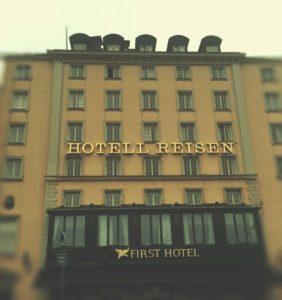 First Hotel Reisen, Stoccolma, Svezia