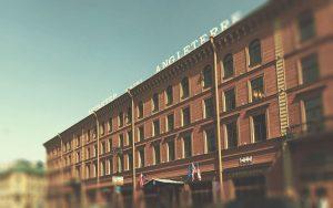 Hotel Angleterre, San Petersburgo