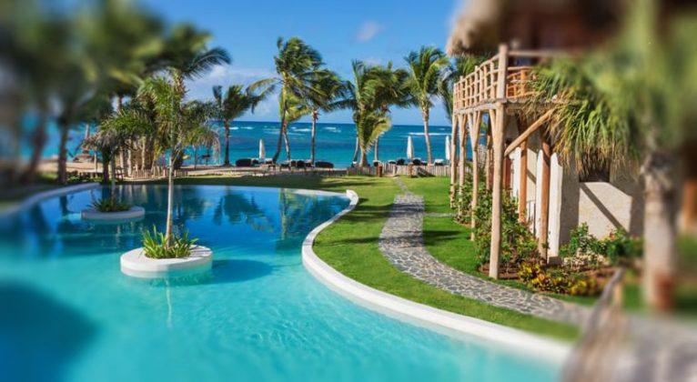 Отель Доминиканы Zoetry Agua Punta Canaт - ФОТО1