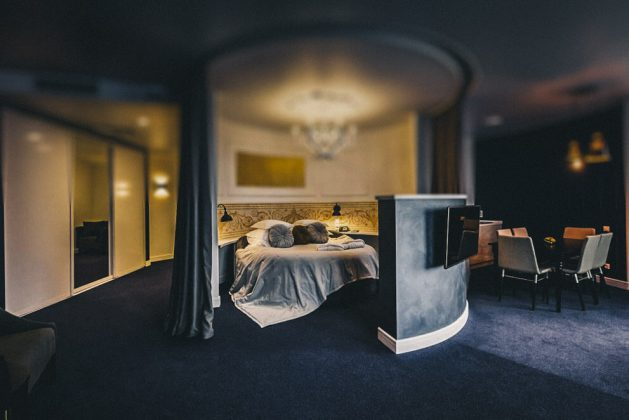 Suite Hôtel Sopka