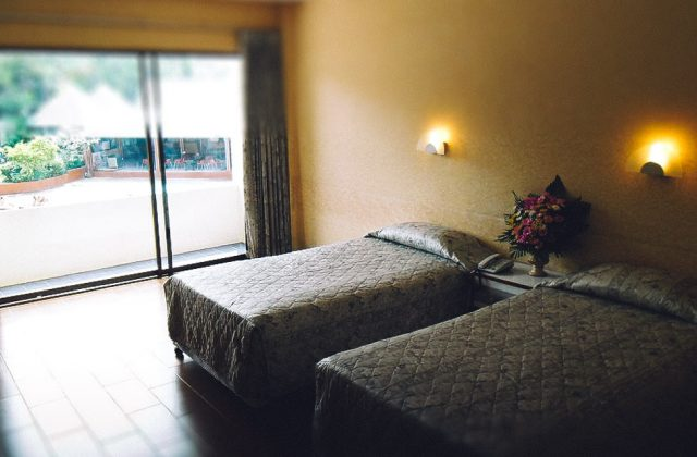 Double room with twin Cravath Hotel Garden Pattayay