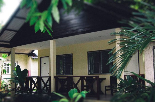 Bungalow Hotel Garden Pattayay