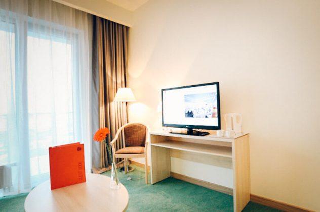 'N kamer in 'n suite Sochi Park Hotel