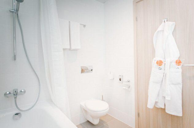 Phòng tắm dãy phòng Superior Sochi Park Hotel