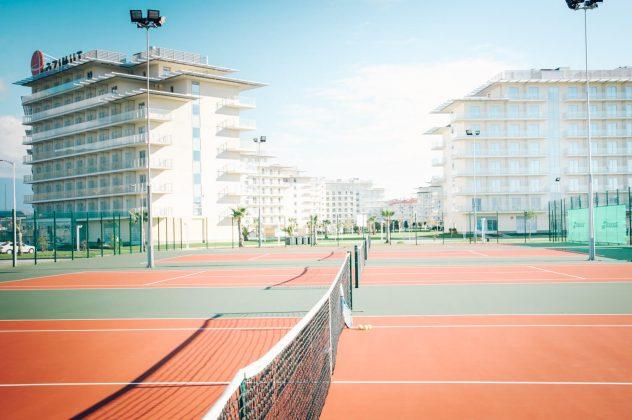 Tenis Kortu Sochi Park Hotel