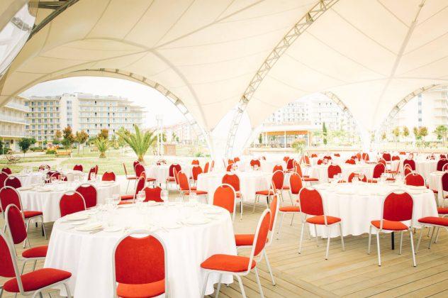 Ăn uống Park Hotel Sochi