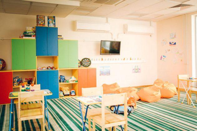 Kinders se kamer Sochi Park Hotel