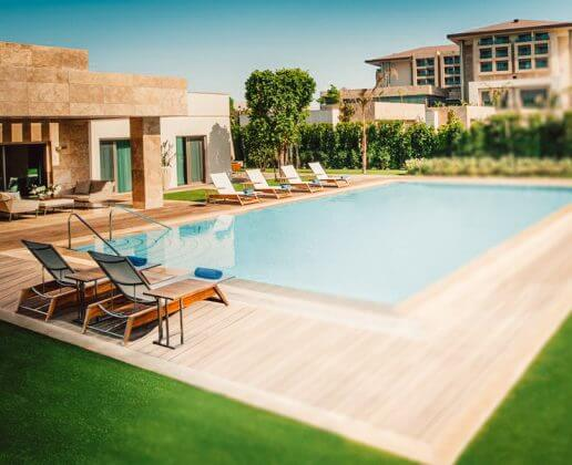 Mewah Heated Pool