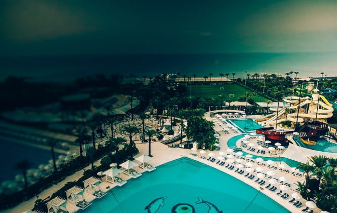 Pools Titanic Beach Lara 5*